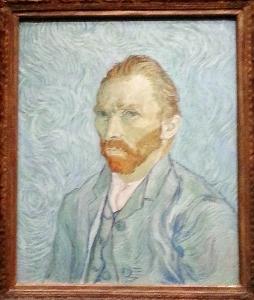 L'autoportrait de van Gogh