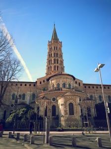 Basilique de St. Sernin.