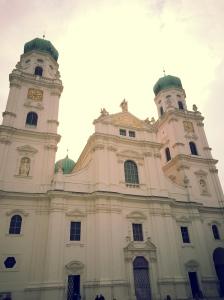 La cathédrale St. Stephen.