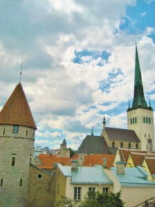 Tallinn de la tour Fat Margaret.